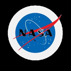 NASA logo linking to their website