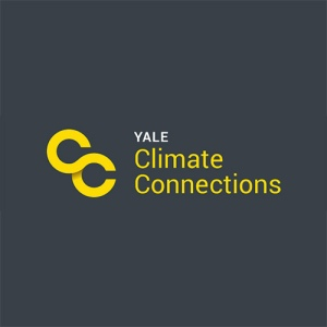 logo that links to Yale Climate Connections podcast