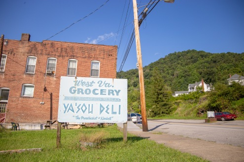 Ya'sou Restaurant is the only restaurant in Kimball, WV. The building has been rebuilt twice after being destroyed by the 2001-2002 floods. Ya'sou is a symbol of stubbornness and hope in McDowell County.