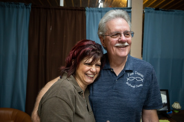 Bob and Linda McKinney make a wonderfully dynamic pair. Linda is boisterous and silly while Bob is a bit more reserved, but they share a kindheartedness and an attitude of service. We came away with so much admiration for them both, as individuals and as a couple.