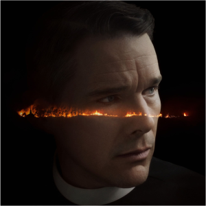 Cover photo for the movie First Reformed, linking to where the film can be watched