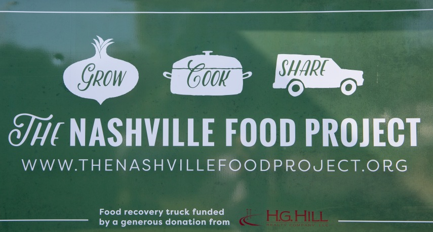 "The Nashville Food Project's mission is to ""grow, cook, and share nutritious food"". The organization has a variety of initiatives related to food including food rescue operations, community meals, and farm sponsorships."