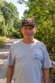 Al Chernov works for Allegheny Cleanways leading cleanups and properly disposing of waste from dump sites.