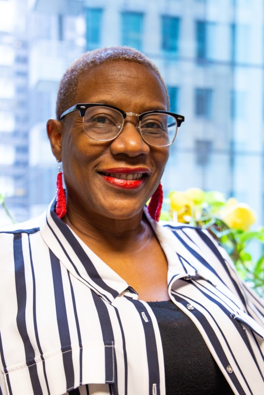 Veronica Kyle is the Chicago Outreach Director for Faith in Place, an organization that provides tools and resources for faith communities to become more environmentally sustainable.