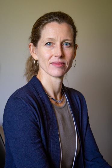 Karenna Gore, Director of the Center for Earth Ethics at Union Theological Seminary in New York.