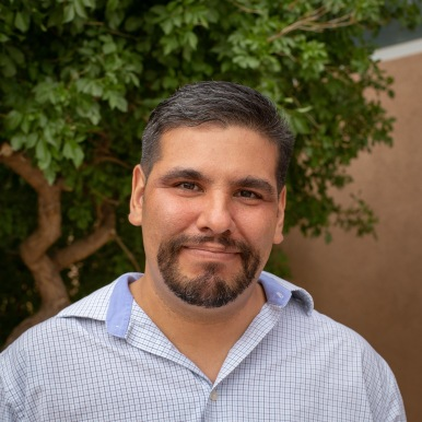 Javier Benavidez is a community organizer in Albuquerque. He is heavily involved in local politics and is a strong advocate for environmental justice in the state.