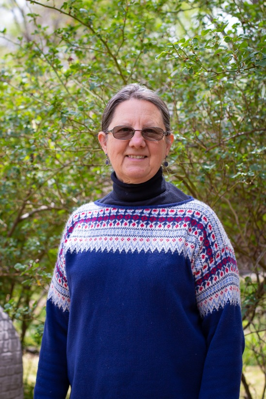 Joan Brown is a Franciscan sister and the executive director of New Mexico Interfaith Power and Light. She is very active in the Albuquerque area on issues surrounding environmental protection and social justice.